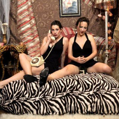 Stream 2018 Programme - Ladies Of Pleasure